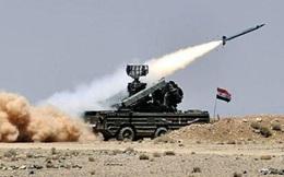 Chiến sự Syria: Phòng không Syria đánh chặn máy bay không người lái