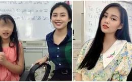 """Nổi tiếng sau đoạn clip vui đùa cùng học sinh, """"cô giáo"""" xinh đẹp tiết lộ sự thật bất ngờ"""