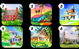 Khám phá tính cách đặc trưng của bạn qua hình ảnh ngôi nhà mà bạn yêu thích nhất