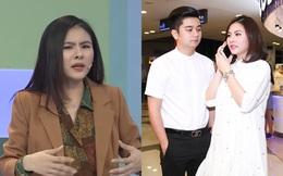 """Vân Trang: """"Chồng tôi cứ lầm lầm lì lì, khó chịu khi gặp gia đình, khiến tôi sợ"""""""