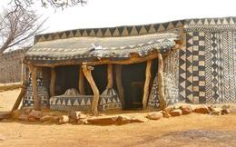 Ghé thăm ngôi làng cổ có một không hai ở châu Phi