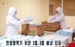 Chưa xác nhận ca mắc COVID-19 nào, Triều Tiên đã nói 'đang phát triển vaccine'