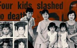 Vụ án ám ảnh suốt 40 năm ở Singapore: 4 đứa trẻ bị sát hại đúng dịp năm mới, thiệp mừng gây 'lạnh gáy' từ hung thủ quen biết
