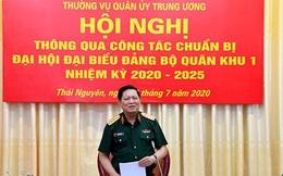 Bộ trưởng Ngô Xuân Lịch chủ trì buổi làm việc của Quân ủy Trung ương