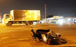 Thanh niên tử vong giữa đường trong đêm với thương tích nặng ở cổ và đầu
