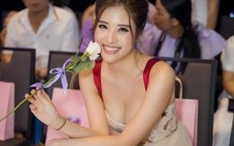 Hoa hậu Phan Hoàng Thu diện váy gợi cảm
