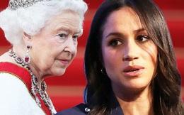 """Đẳng cấp như Nữ hoàng Anh: """"Trị"""" cháu dâu Meghan Markle chỉ bằng một thái độ duy nhất, đủ khiến cô tức tối nhưng không làm gì được"""