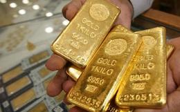 Giá vàng bất ngờ quay đầu giảm mạnh