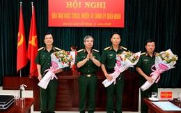 Điều động, bổ nhiệm nhân sự cao cấp Quân đội