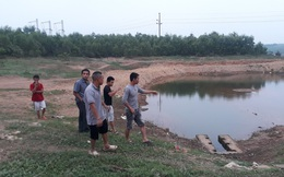 Nhảy xuống hồ cứu cháu nhỏ 2 tuổi, 2 học sinh Gia Lai tử vong