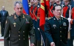 Quan hệ quân sự Nga - Trung: Có qua có lại, có xuống có lên