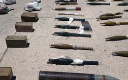 Tình hình Syria: Quân đội Syria phát hiện thêm kho vũ khí ở Aleppo