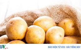 10 công dụng bất ngờ của khoai tây có thể bạn chưa biết