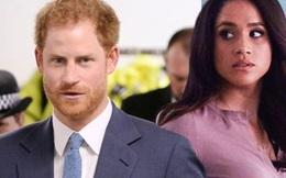"""Harry dính nghi vấn đã âm thầm trở về hoàng gia khiến Meghan Markle giận dữ, cặp đôi chuẩn bị """"đường ai nấy đi""""?"""