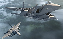 Ác mộng với TQ: Dàn tiêm kích Mỹ tấn công mục tiêu cách xa 3.200km có thể áp sát biên giới