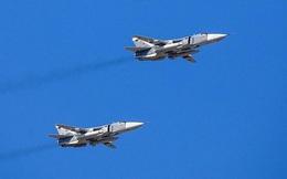 Cường kích Su-24M được trang bị hệ thống Gefest