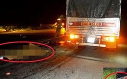 Tông trực diện xe tải, 2 thanh niên đi xe máy tử vong tại chỗ