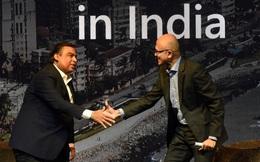 """Vì sao """"ông lớn"""" công nghệ Mỹ đổ xô đầu tư vào Ấn Độ?"""