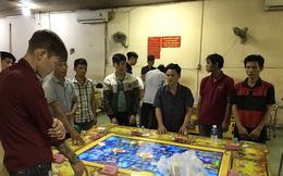 Triệt phá tụ điểm đánh bạc núp bóng game bắn cá tại Đồng Nai