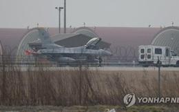 Phi công chết bất thường trong căn cứ không quân Mỹ tại Hàn Quốc