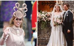 """Công chúa Beatrice: Từ cô nàng thị phi, luôn gắn mác xấu tính """"lột xác"""" thành cô dâu hoàng gia tinh tế được khen ngợi hết lời"""