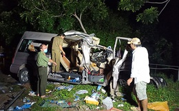 Vụ xe khách 16 chỗ 'đấu đầu' xe tải khiến 8 người chết ở Bình Thuận: Phó Thủ tướng yêu cầu điều tra nguyên nhân