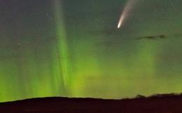 Sao chổi 6.800 năm mới có đang áp sát Trái Đất trong mưa sao băng