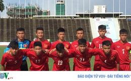 Ngày này năm xưa: U16 Việt Nam vượt qua sức ép khủng khiếp của 50000 khán giả