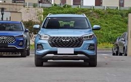 Cận cảnh chiếc SUV 5 chỗ giá 230 triệu đồng tại Trung Quốc, bảo hành động cơ trọn đời