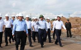 Thủ tướng kiểm tra tiến độ Dự án sân bay Long Thành