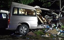 Nguyên nhân vụ tai nạn thảm khốc khiến 8 người chết ở Bình Thuận: Xe khách đi sai phần đường