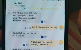 Bác sĩ Bệnh viện Đa khoa trung tâm tỉnh Tiền Giang bị tố nhắn tin yêu đương với vợ người khác