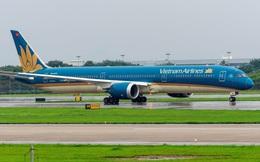 Vietnam Airlines chở công dân Trung Quốc về nước, doanh thu nửa triệu USD/chuyến