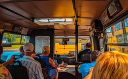 Bắt cóc 20 con tin trên xe buýt ở Ukraine