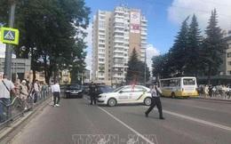 Vụ bắt cóc con tin ở Ukraine: Đã nhận dạng được kẻ tấn công