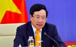 Đề nghị Trung Quốc tôn trọng các quyền, lợi ích hợp pháp của Việt Nam ở biển Đông