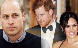 """Vợ chồng Meghan Markle """"muối mặt"""" khi bị tố sử dụng tiền từ thiện trái mục đích khiến Hoàng tử William bị liên lụy"""