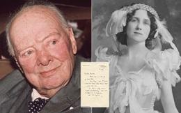 Bức thư trìu mến cựu Thủ tướng Anh Churchill gửi mối tình đầu ở tuổi 83