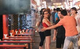Phố Tây Sài Gòn đang 'cầu cứu': Nhân viên... năn nỉ khách Việt vào quán, cầm cự vượt qua khủng hoảng