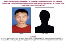 Mỹ buộc tội hacker Trung Quốc ăn cắp nghiên cứu vắc-xin chống dịch Covid-19