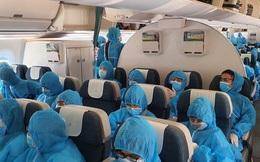 Chuyến bay đầu tiên chở công dân Việt Nam về nước từ Romania và Ba Lan