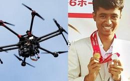 'Thần đồng' Ấn Độ bị bóc mẽ chiêu trò chụp ké drone rồi tự nhận là do mình chế tạo