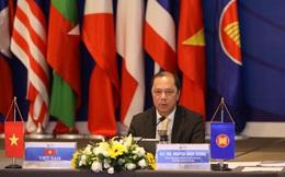 ASEAN và các đối tác quan ngại diễn biến thực địa gần đây trên biển Đông
