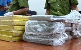 Bắt ô tô con chở 54 bánh heroin trên cao tốc Hà Nội - Hải Phòng