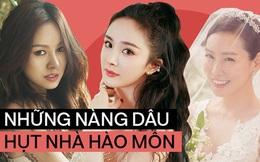 Sao nữ làm 'dâu hụt' nhà giàu: Lee Hyori yêu cháu GĐ Ngân hàng Hàn Quốc, Á hậu bỏ con trai Phó Chủ tịch Samsung lấy Kwon Sang Woo