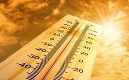 Nắng nóng quay trở lại khiến chỉ số tia UV gây hại rất cao ở Hà Nội