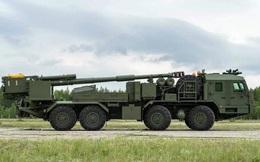 Siêu pháo tự hành của Nga làm Mỹ 'choáng váng'