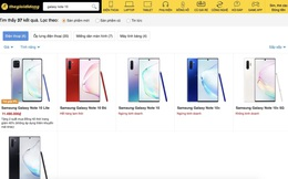 Thế Giới Di Động bất ngờ ngừng kinh doanh Samsung Galaxy Note 10, Note 10+ và S20 Ultra