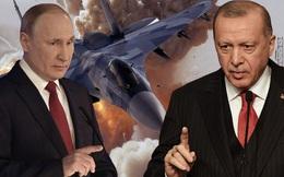 """Xâm phạm vùng ảnh hưởng Thổ Nhĩ Kỳ, Nga muốn """"chốt hạ tỷ số"""" ở Syria?"""