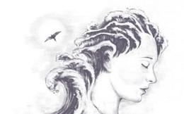 """Ấn tượng thị giác: Cô gái hay sóng biển làm bạn """"say"""" trước tiên và điều đó tiết lộ ưu điểm của bạn"""